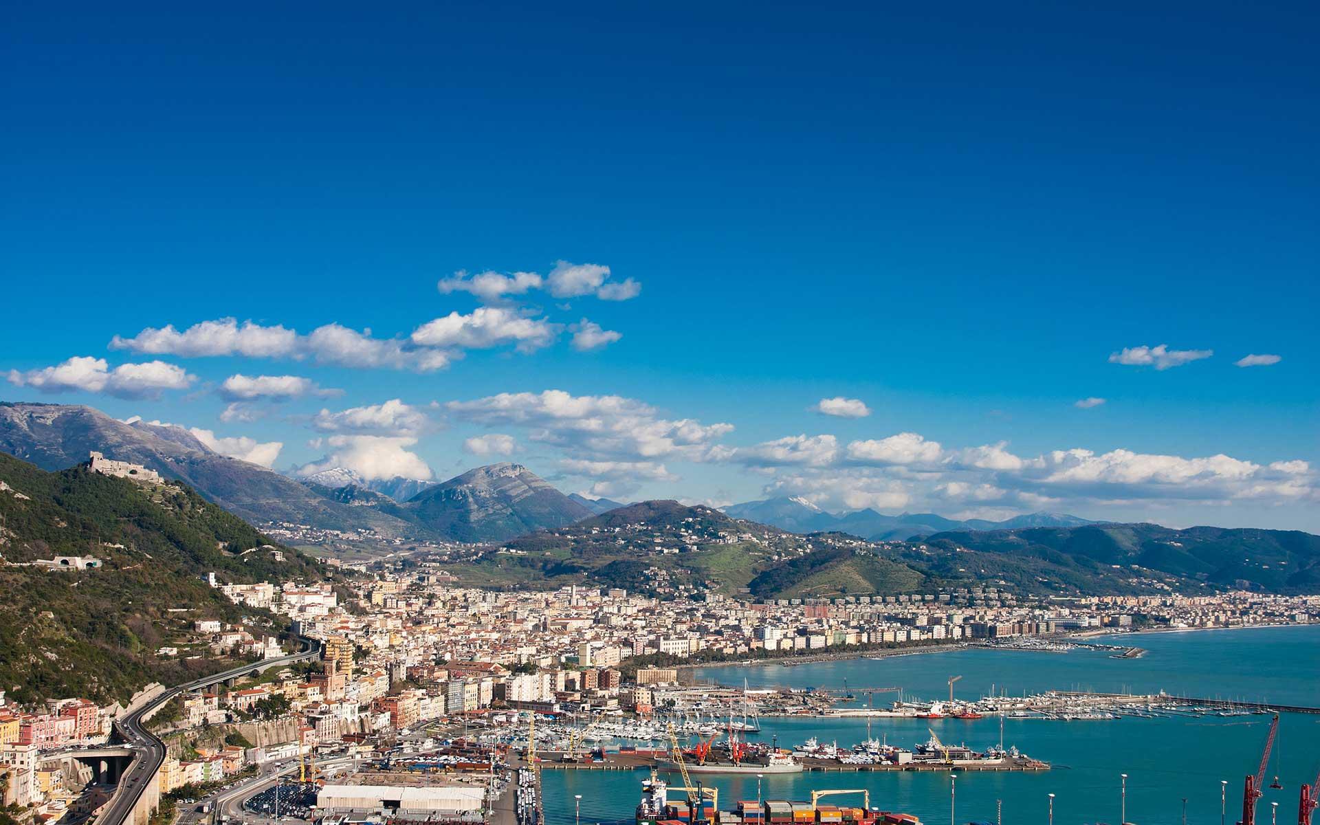 Sprachaufenthalt in Salerno, Italien